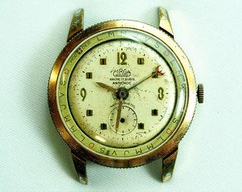 Vintage Cirga Watch Datograph