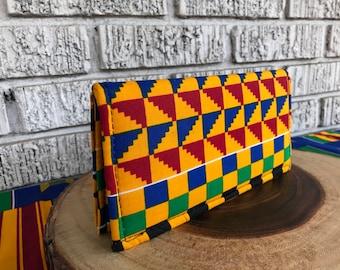 Kente 1 Wallet Clutch