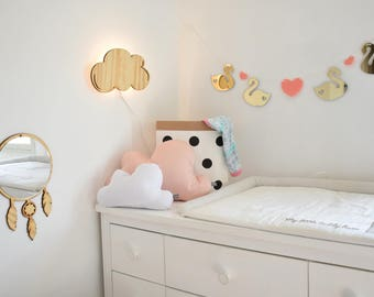 Dream Catcher Mirror beautiful and safe for baby, kids and Children's Room
