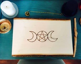 Goddess Spell Work Board