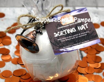 PRE ORDER Harry Potter Sorting Hat Bath Bomb Available 1/11/17