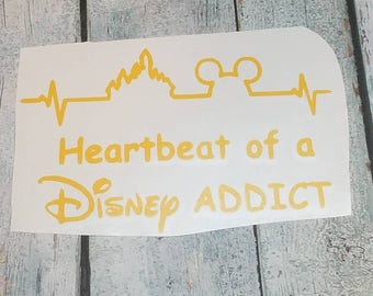 Heartbeat of a Disney Addict