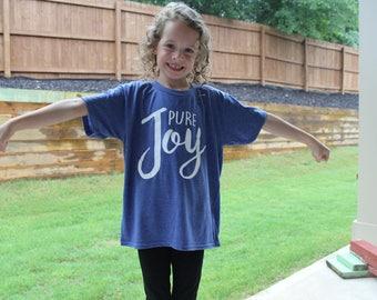 Pure Joy Kids T-Shirt