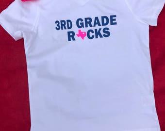 Back to school shirt