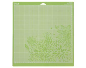 Cricut Standard Grip Cutting Mats - 12 inches X 12 inches - Pack of 2
