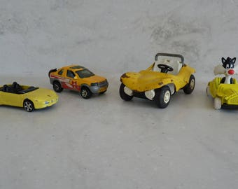 Sylvester Toy Car Etsy