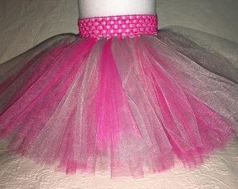 Grey Junior Bridesmaid Tutu Skirt