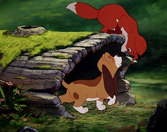 Magical Fox and the Hound Small Surpise Box