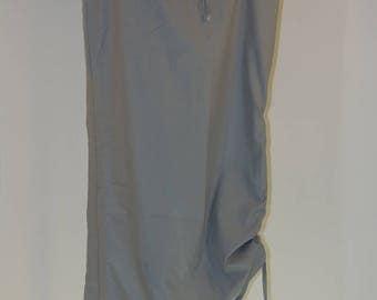 GCC gray skirt