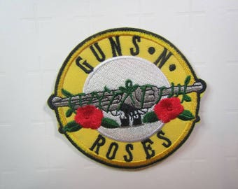 Guns N' Roses – GnR -  Iron on Patch