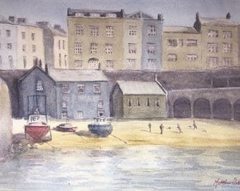 Tenby harbour 2