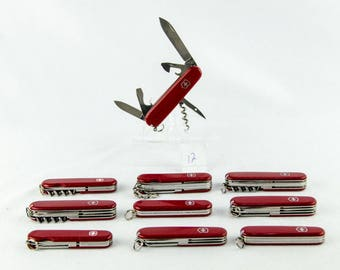Victorinox Swiss Army Knives - Lot of 10