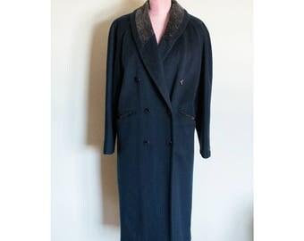 1980s Donnybrook wool coat