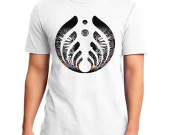Bassnectar Divergent Spectrum Logo Unisex T-Shirt