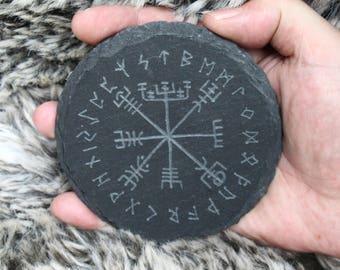 Viking Vegvisir Compass.