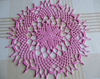 "Crochet doily ""Rosita"""