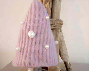 Small Christmas tree beads