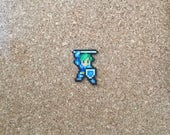 Fire emblem echos inspired magnets , Alm , Nintendo , Fridge Magnets , Perler Hama Fuse Beads , Gaming Decor