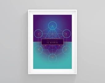 Universe print