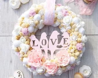 Wreath ,Home decoration