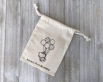 Hello Kitty-Birthday-Theme-Bag-Party Favor-Gift