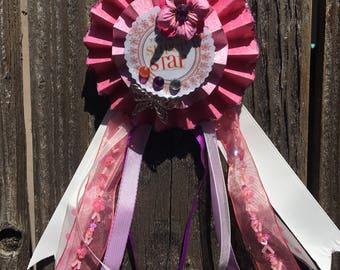 Custom Prize Ribbon