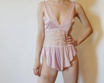 50s Beautiful Lilac Teddy XS S