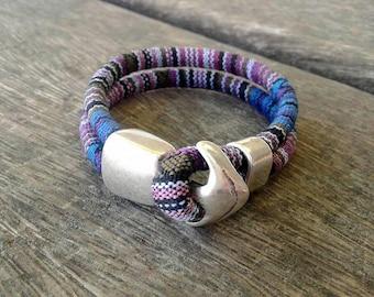 Ethnic bracelet - Vegan Jewelry Design