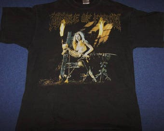Cradle Of Filth Dead Girls Dont Say No Shirt Vamperotica-Razamataz 97