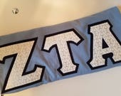Zeta Tau Alpha Greek Letters **Available Immediately**
