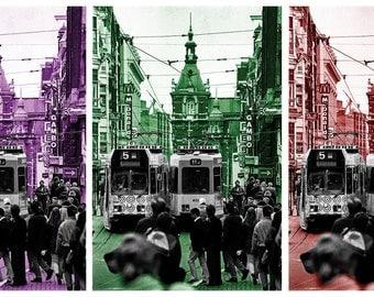 Tram in color 2