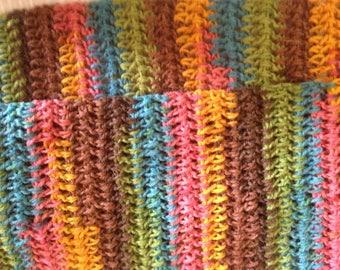 Multi- Colored Scarf