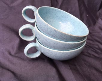 Tiffany's Blue Ceramic Tea cups
