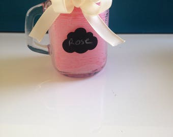 The Rose Scented Candle