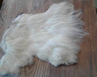 All Natural Felted Navajo Churro Small Rug