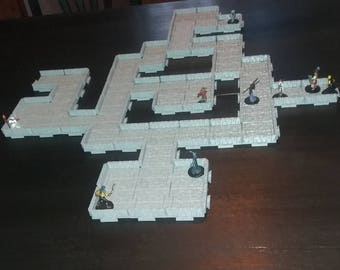 Snap Maps (Dungeon Style)