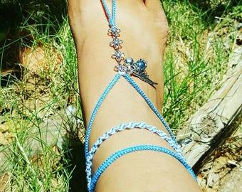 Custom Barefoot Sandal