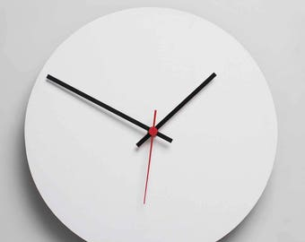 Unique wall clocks Etsy