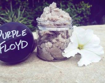 Purple Floyd Lavender Sugar Scrub
