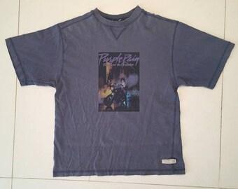 LAST DAY 35% OFF purple rain prince vintage T shirt 80s 90s - men Size S