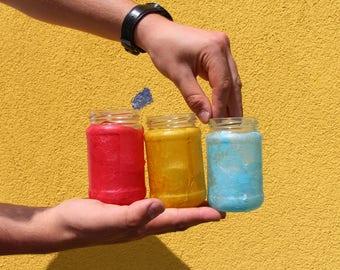 Jar Tealight Holders