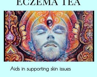 ECZEMA TEA - ORGANIC