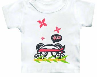 Boom Boom Ink Fun Hii-Ya Panda Zander | www.boomboomink.com