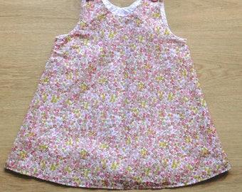 Reversible a line dress