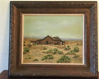 W.G. Wicknick Original Oil Painting (Title Unknown)