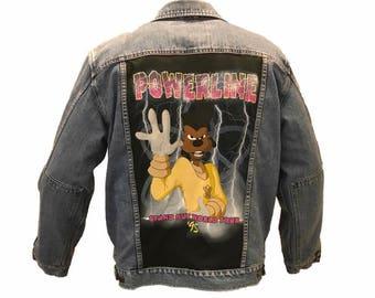 Men's Powerline  Denim Jacket