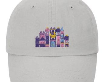 Small world hat