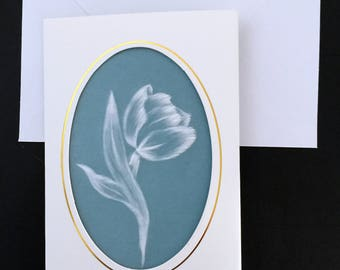 Flower Card for any occasion