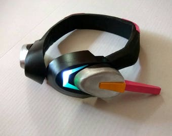 D.Va LED headset headphones cosplay