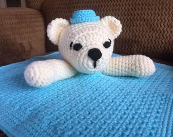 Cute and Cuddly Bear Lovey